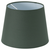 РЮРА Абажур, темно-зеленый, 25 см