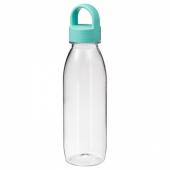 ИКЕА/365+ Бутылка для воды, бирюзовый, 0.5 л