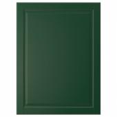 БУДБИН Дверь, темно-зеленый, 60x80 см