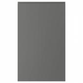 ВОКСТОРП Дверь, темно-серый, 60x100 см