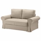 БАККАБРУ 2-местный диван-кровать, Идекулла бежевый