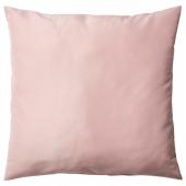 КРОНЭРТ Подушка, светло-розовый, 40x40 см