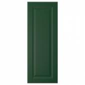 БУДБИН Дверь, темно-зеленый, 30x80 см