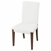 ХЕНРИКСДАЛЬ Каркас стула, коричневый