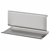 КУНГСФОРС Подставка для планшета, нержавеющ сталь, 26x12 см