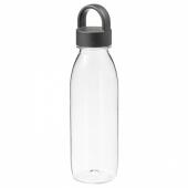 ИКЕА/365+ Бутылка для воды, темно-серый, 0.5 л