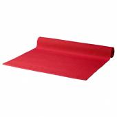 ВИНТЕР 2020 Дорожка настольная, красный, 35x130 см
