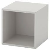 ЭКЕТ Навесной модуль, светло-серый, 35x35x35 см