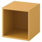 ЭКЕТ Навесной модуль, золотисто-коричневый, 35x35x35 см